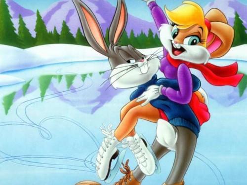 bunny y lola e1347462697465 Imágenes tiernas de Bugs Bunny