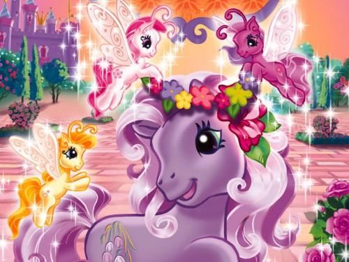 "caballo e1347916855647 Imágenes tiernas de ""My Little Pony"""