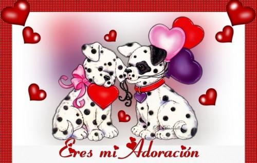 can coraz e1346864560461 Imágenes tiernas de perritos enamorados