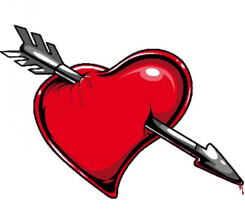 -corazon flechado