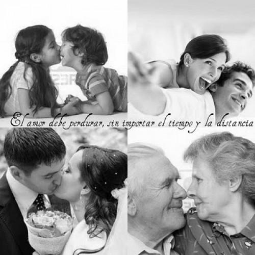 """Imágenes de amor: """"No importa el tiempo"""" (Imagenes para Facebook)"""