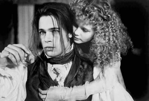 entrevista con el vampiro Imágenes románticas de vampiros