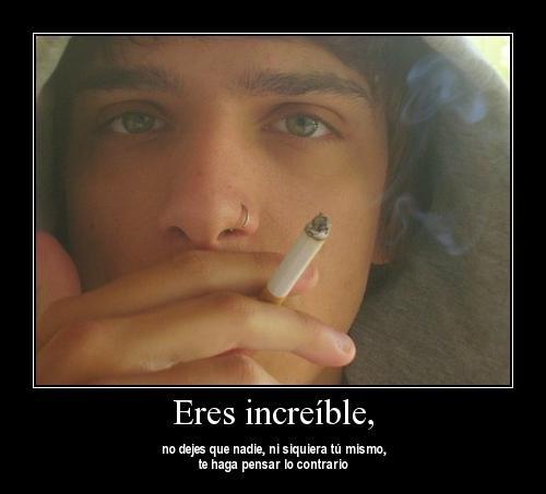 eres increible