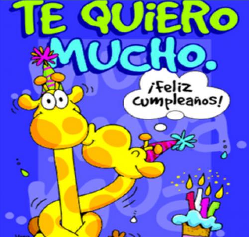 feliz cumpleanos e1348779458735 Postales para desear Feliz Cumpleaños