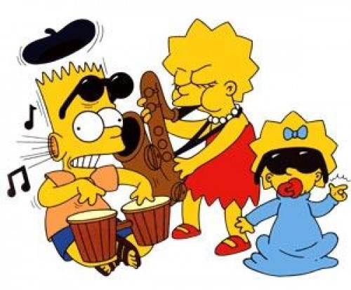 los hermanos simpson