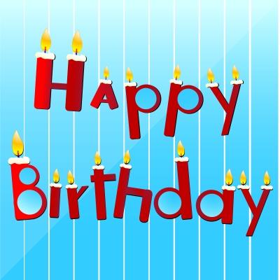 mensajes de feliz cumpleanos Postales para desear Feliz Cumpleaños