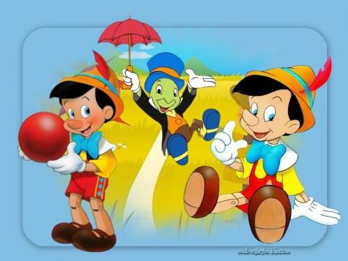 pinocho2 e1347068727236 Imagenes tiernas de Pinocho