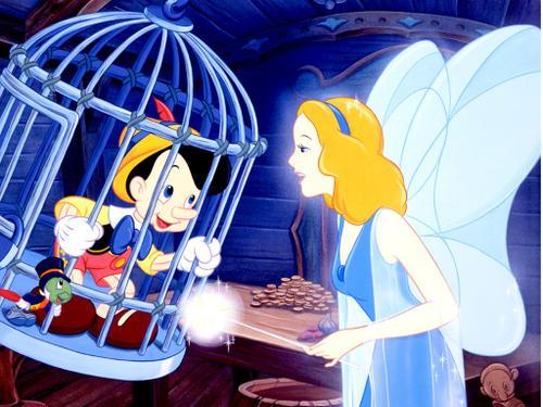 pinocho3 Imagenes tiernas de Pinocho