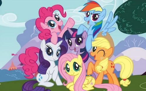 """ponny e1347917324614 Imágenes tiernas de """"My Little Pony"""""""