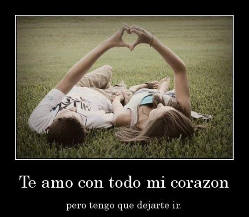 "te amo e1348069526191 Imágenes con mensajes: ""Te amo con todo mi corazón"""