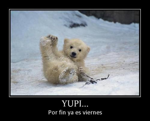 """viernes e1347029045855 Imágenes para compartir: """"Por fin es viernes"""""""