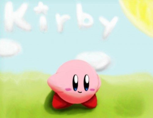 Another 3D Kirby by supernintendogirl e1350402797323 Imágenes tiernas de Kirby