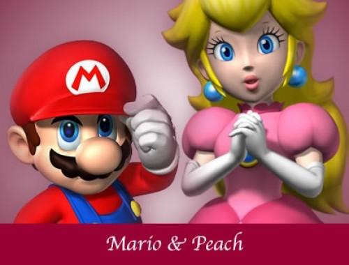 Mario y Princesa