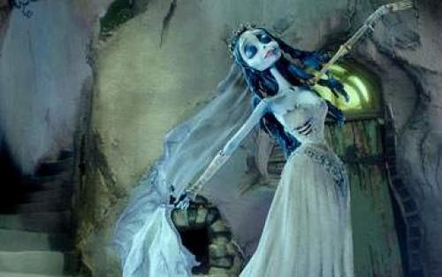 Novia cadaver e1351531400161 Imágenes tiernas del Cadáver de la novia