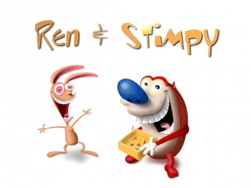 Ren   Stimpy e1349470736944 Imágenes lindas de Ren y Stimpy