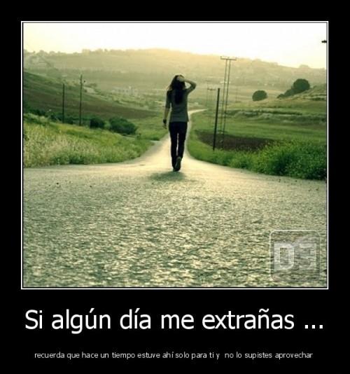 """Si algun dia me extranas  e1350147671831 Imágenes románticas con mensajes: """"Cuando me extrañes"""""""