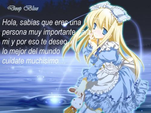 Imagenes de amistad anime (Imagenes para Facebook)
