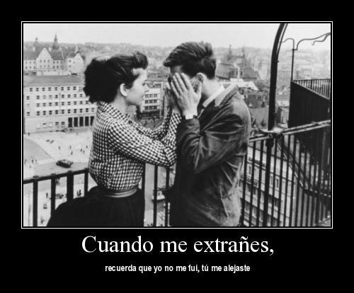 """capturada Imágenes románticas con mensajes: """"Cuando me extrañes"""""""