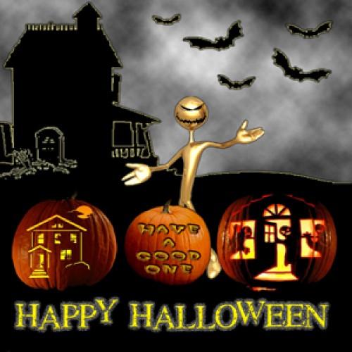 """feliz dia halloween e1351609459645 Imágenes tiernas de """"Feliz Halloween"""""""