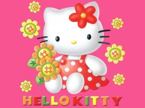 fondos escritorio hello kitty e1349884856634 Imágenes tiernas de Hello Kitty