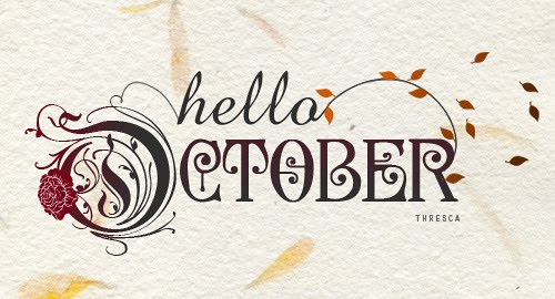 hello october Imágenes lindas del mes de Octubre
