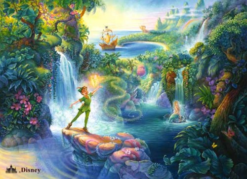 imagenescuentopeterpan e1350093764244 Imágenes tiernas de Peter Pan