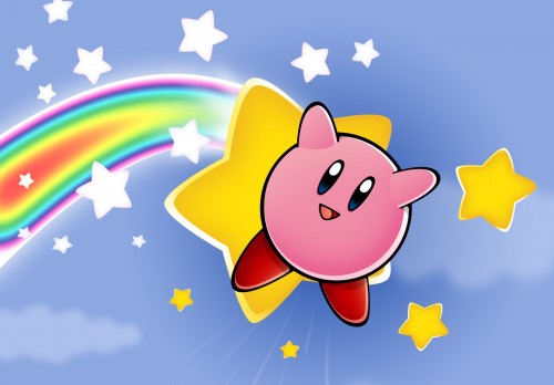 kirby univers e1350402951539 Imágenes tiernas de Kirby