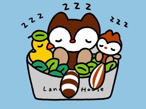 landry-durmiendo