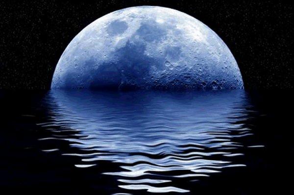 luna Imágenes lindas de la luna