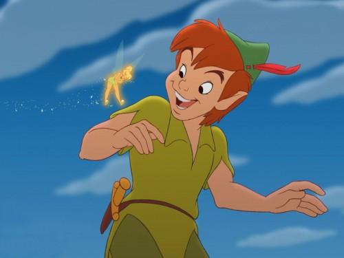 peter pan1 e1350093944866 Imágenes tiernas de Peter Pan