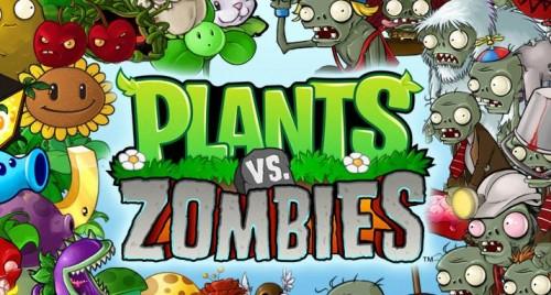 Dibujos de plantas vs zombies para pintar - Imagui