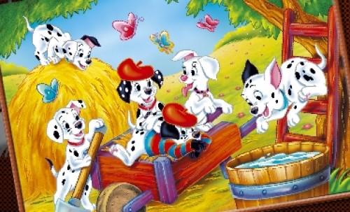 101 dalmatians online e1352243026248 Imágenes Tiernas de 101 Dálmatas