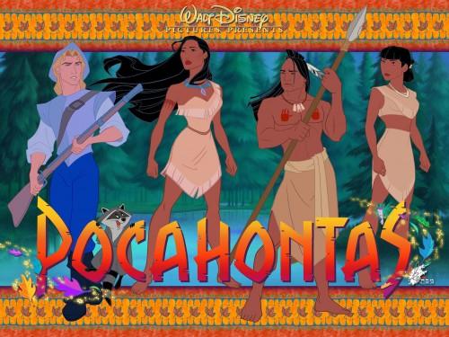 3 e1353672053494 Imágenes tiernas de Pocahontas
