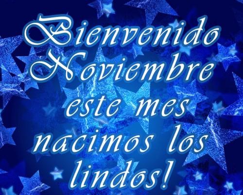 Bienvenido Noviembre este mes nacimos los lindos e1351782078932 Imágenes tiernas de Noviembre