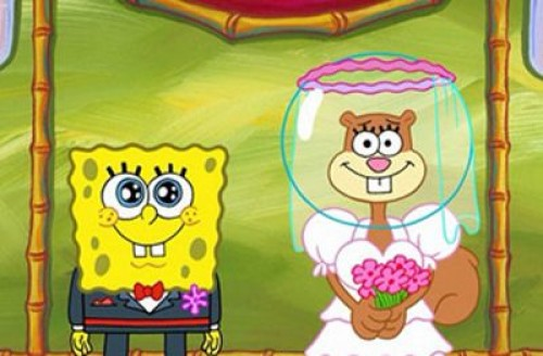 Bob y arenita e1352389736625 Imgenes tiernas de Bob esponja