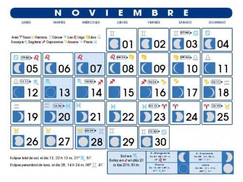 Calendario Noviembre e1351784369387 Imágenes de Calendario Noviembre 2012