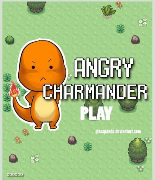 POKÉMON ANGRY CHAR e1352496208401 Imágenes tiernas de charmander