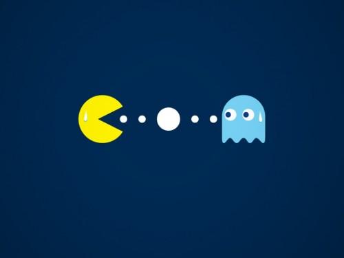 Imágenes tiernas de Pacman