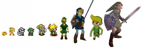 Zelda7 e1353767460340 Imágenes tiernas de Zelda