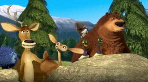 amigos salvajes  e1352482502967 imágenes tiernas de Open Season: Amigos salvajes