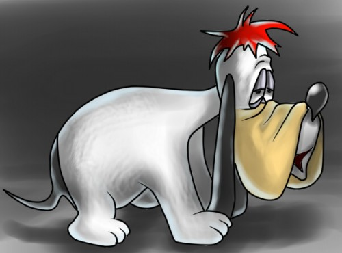 droopy