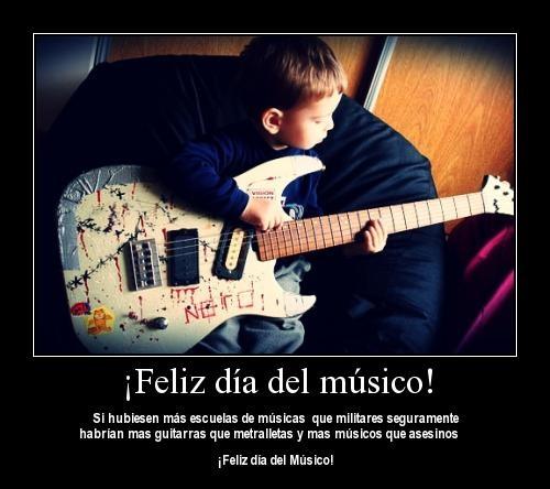 feliz dia del musico Imágenes de Feliz día internacional del músico