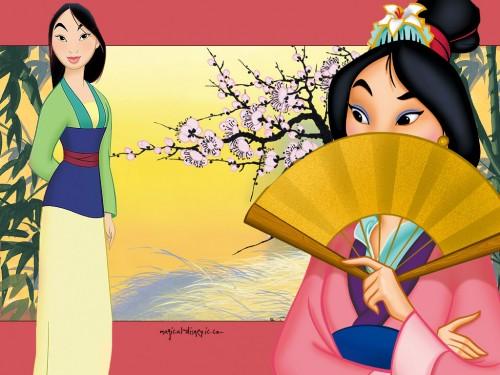 imagenes de mulan e1353681077467 Imágenes tiernas de Mulan
