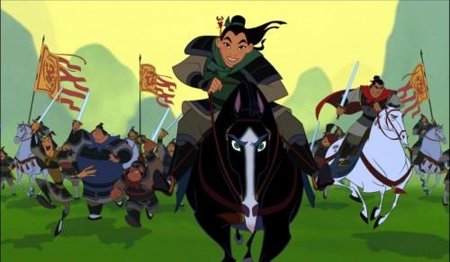 mulan 41 e1353681196474 Imágenes tiernas de Mulan