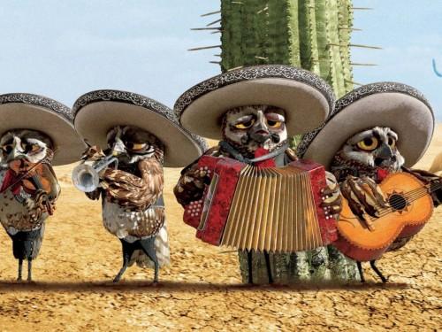 rango mariachi e1353334685788 Imágenes tiernas de Rango