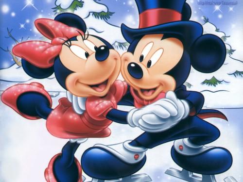2491 e1355061319251 Imágenes tiernas de Mickey y Minnie