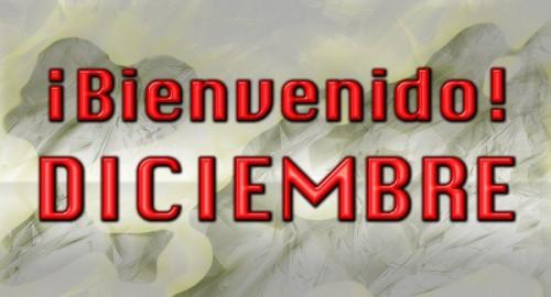 """Bienvenido Diciembre 1 e1354373808721 Imágenes tiernas de """"Bienvenido Diciembre"""""""