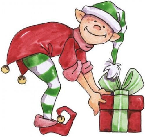 Elf03 e1355679053112 imágenes tiernas de duendecillos navideños