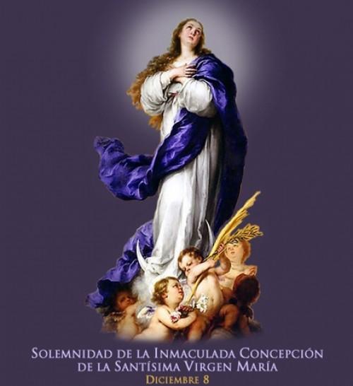 La Inmaculada Concepción de la Virgen María5 e1354930191370 Feliz Día de la Virgen María   8 de Diciembre