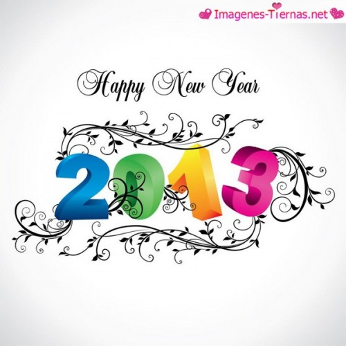 Las mejores imagenes de Feliz año nuevo 2013 77 500x500 Las mejores imagenes del Feliz año nuevo 2013 (80 imagenes)